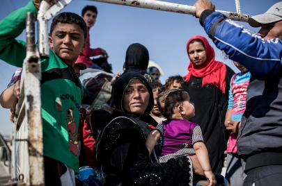 مطالبات سورية بعدم استهداف المدنيين في الرقة