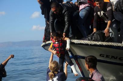 أطفال سوريا اللاجئين إلى دول الشمال.. إنه الألم