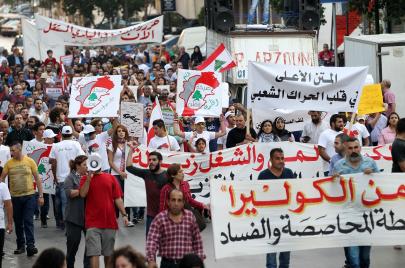 حراك لبنان.. كثرة حركة بلا بركة