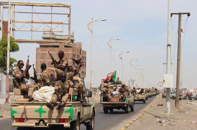 الجنود السودانيون في اليمن.. بيادق الحرب و