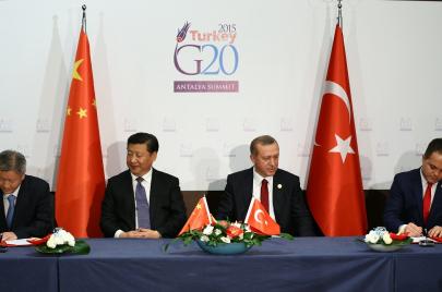 قمة أنطاليا.. الطاقة لأوروبا والكرز للصين!