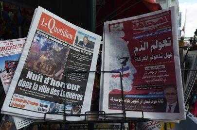 تجميل داعش في الصحف المصرية