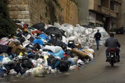 لماذا يستعيد اللبنانيون ملف النفايات مع الشتاء؟