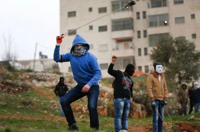 اتجاهات الرأي العام الفلسطيني في المؤشر العربي
