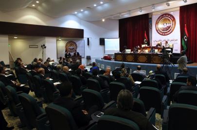 ليبيا على مفترق طرق تأخر اعتماد الحكومة