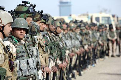 العراق: عشائر سنية تمسك الحدود مع الأردن والسعودية