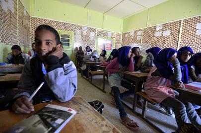 الدخول المدرسي في الجزائر.. فرح حذر