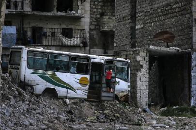 صور من حلب الغربية