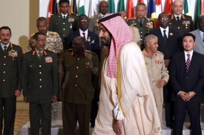 كيف روجت أبوظبي وواشنطن لمشروع محمد بن سلمان؟
