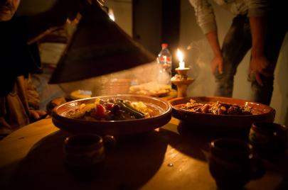 المطبخ المغربي.. 5 من أشهى الأكلات الشعبية