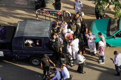مصر..حملات أمنية على