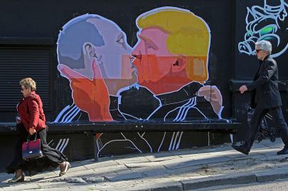 المخابرات الأمريكية: بوتين أطلق حملة لدعم ترامب