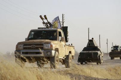 سوريا.. منبج في قبضة