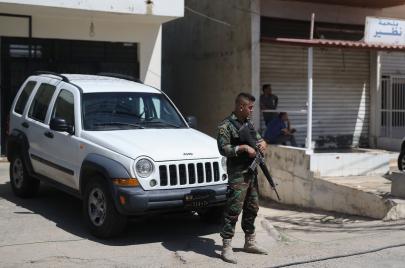 لبنان.. قوى الأمن الداخلي في حماية
