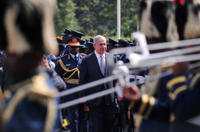 نتنياهو يفتح إفريقيا.. سر الزائر والزيارة