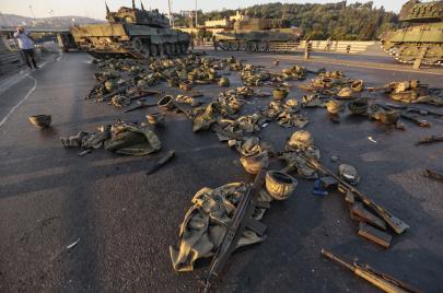 ذكرى انقلاب تركيا.. مؤسسة دحلان وغولن لهندسة الانقلابات الفاشلة