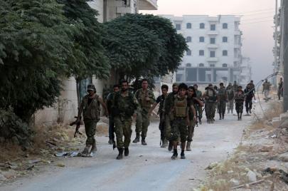 حلب..الصراع على الورقة الرابحة في المعركة