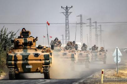 لماذا دخلت تركيا إلى الحرب السورية