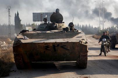 حلب.. معركة النفس الأخير