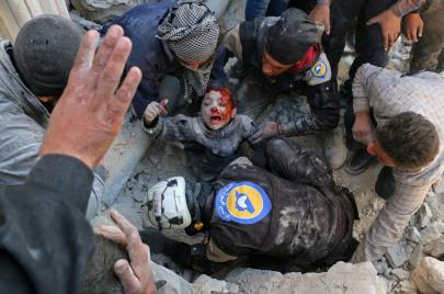 مجزرة حلب المستمرة.. إعدام ميداني للأحياء الشرقية