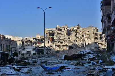 حلب.. معركة الأرض المحروقة