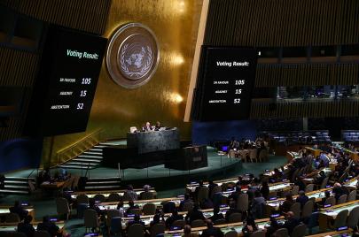 الأمم المتحدة تصوت على محاسبة مجرمي الحرب في سوريا