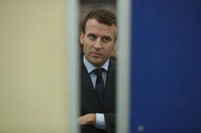 ماكرون.. الدخيل الفرنسي الذي سوف يصبح رئيسًا