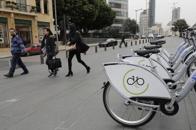 مشروع دراجات هوائية في بيروت.. احتكار العاصمة؟