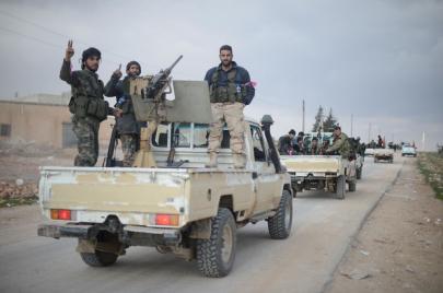 سوريا.. التحالفات الإقليمية ستغير الخارطة العسكرية