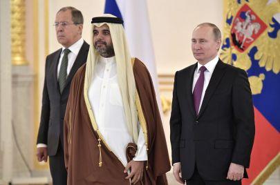 سفير قطر في موسكو: بلادي محاصرة والمستهدف هو أحلام الشعوب العربية بالتغيير