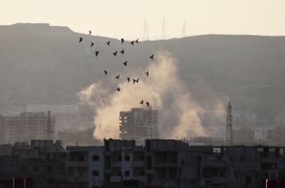 دمشق أمام هجوم المعارضة.. خرائط نحو حصار النظام
