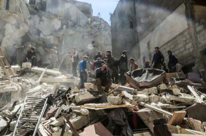 حصاد الحرب السورية في 2017.. فاجعة مستمرة ضحيتها آلاف المدنيين