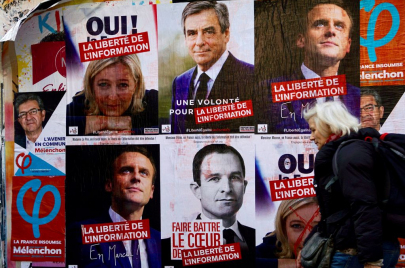 الانتخابات الرئاسية الفرنسية.. 4 مرشحين يتصارعون على أصوات اللحظة الأخيرة