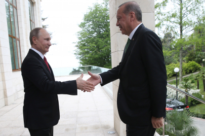قاعدة العلاقات الروسية التركية..