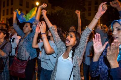 نساء حراك الريف المغربي.. للشجاعة عنوان