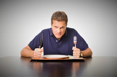 6 أسباب تجعلك تشعر بالجوع مع حمية الكيتو
