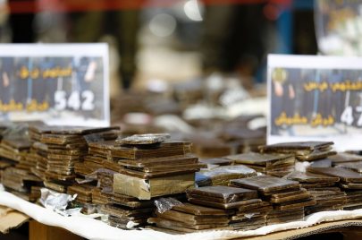 إنفوغراف: المخدرات في مصر.. أرقام مرعبة