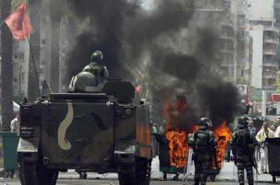 ذكرى أحداث 7 أيار 2008 تجدد الانقسام في لبنان