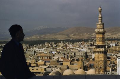 دمشق القديمة.. من أثر تاريخي إلى مطعم صاخب