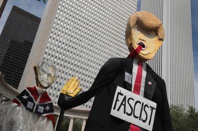 تنامي الحركات اليمينية مع مجيء ترامب.. راعي التطرف في الولايات المتحدة