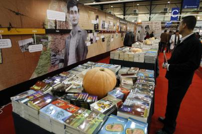 طلاب لبنان في معرض الكتاب: كتب و