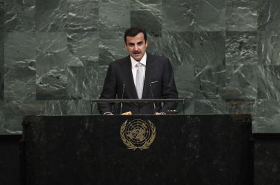 كلمة أمير قطر في الأمم المتحدة.. فضح للغدر ودعم لقضايا الشعب العربي
