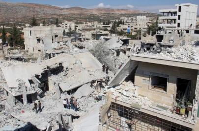 إدلب.. حصن المعارضة الأخير في مواجهة جحيم النظام السوري