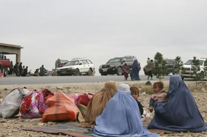 تصدير التالك من أفغانستان.. الأمريكيون يتجملون وداعش يتمول