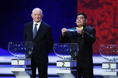 قرعة كأس العالم 2018: أمل كبير لمصر ومجموعات سهلة للكبار