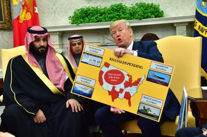 النووي السعودي.. بعد جديد في الصراع الإيراني الأمريكي؟