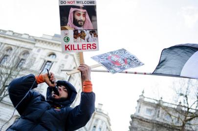 هيومن رايتس ووتش: مستمرون في ملاحقة جرائم ابن سلمان