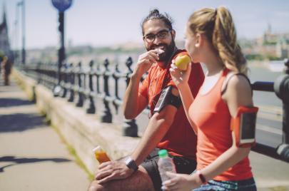 ماذا تأكل قبل وبعد التمارين؟.. إليك نصائح الخبراء