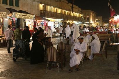 اقتصاد قطر في ازدهار بعد شهر من حصار الأشقاء