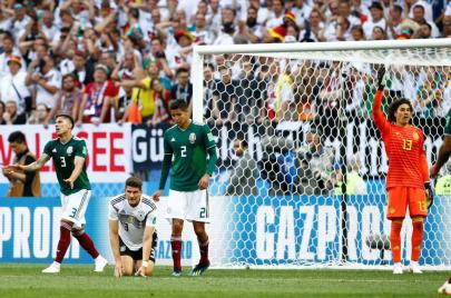 لعنة حامل اللقب.. ألمانيا عاشر بطل يفشل في أولى مبارياته في المونديال